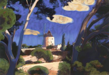 Alphonse Daudet, Lettres de mon moulin
