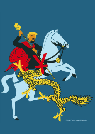 Trumponomics: the knight and the dragon