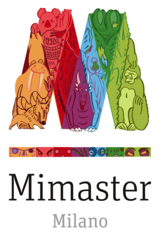 Mimaster Logo for Bologna Children's Book Fair 2017