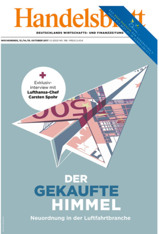 Handelsblatt magazine