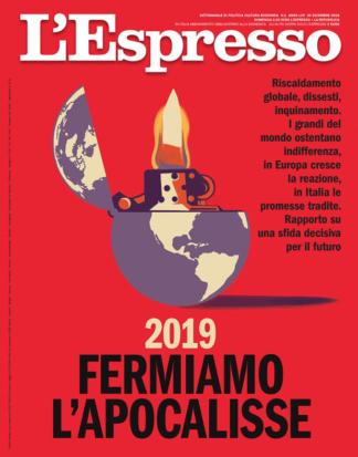 Alert hearth – cover for L'Espresso