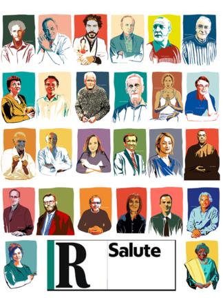 RSalute portraits 2018-2019 – La Repubblica Salute