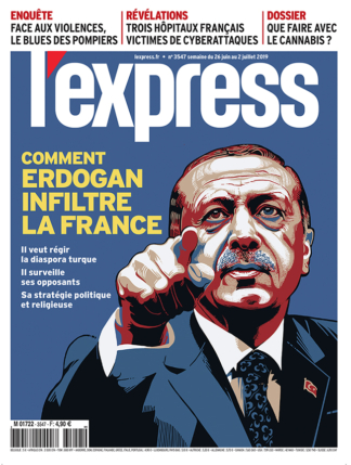 cover for L'Express