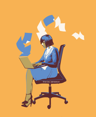 Bad day at the office – The Guardian
