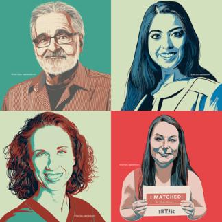 Shop, Vitals: 4 portraits – Pulse magazine