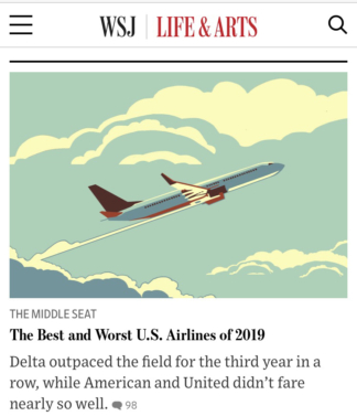 The Middle Seat – The Wall Street Journal