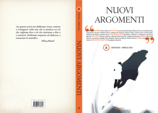 Nuovi Argomenti – magazine