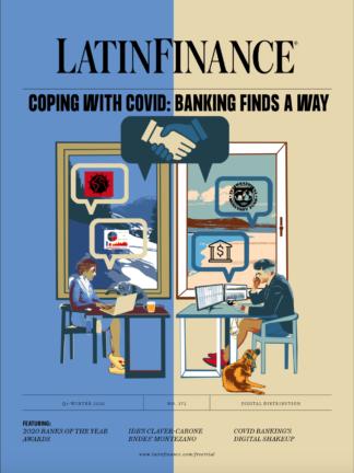 Latin Finance cover 2021