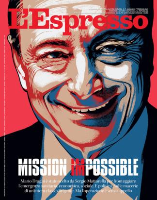Mario Draghi – L'Espresso