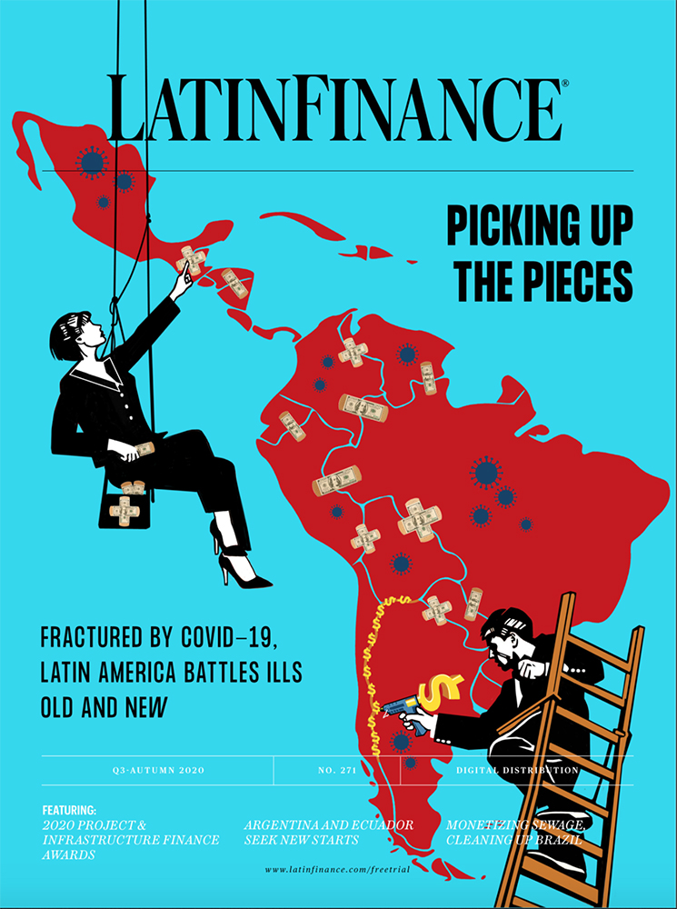 Latin Finance cover