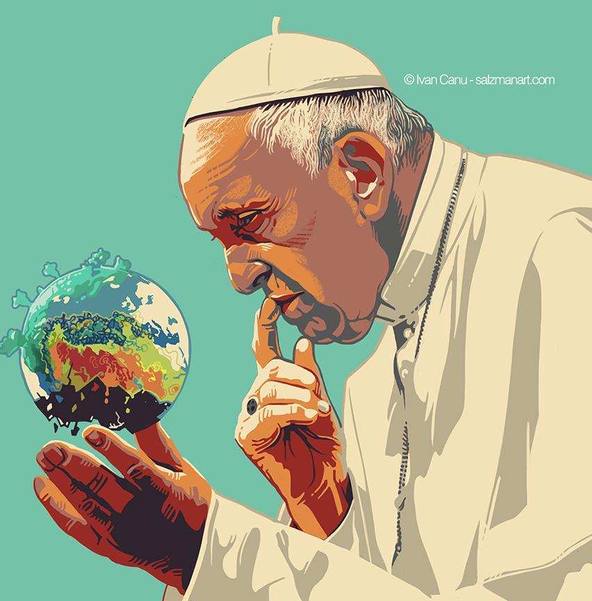 Cher pape François – L'Obs