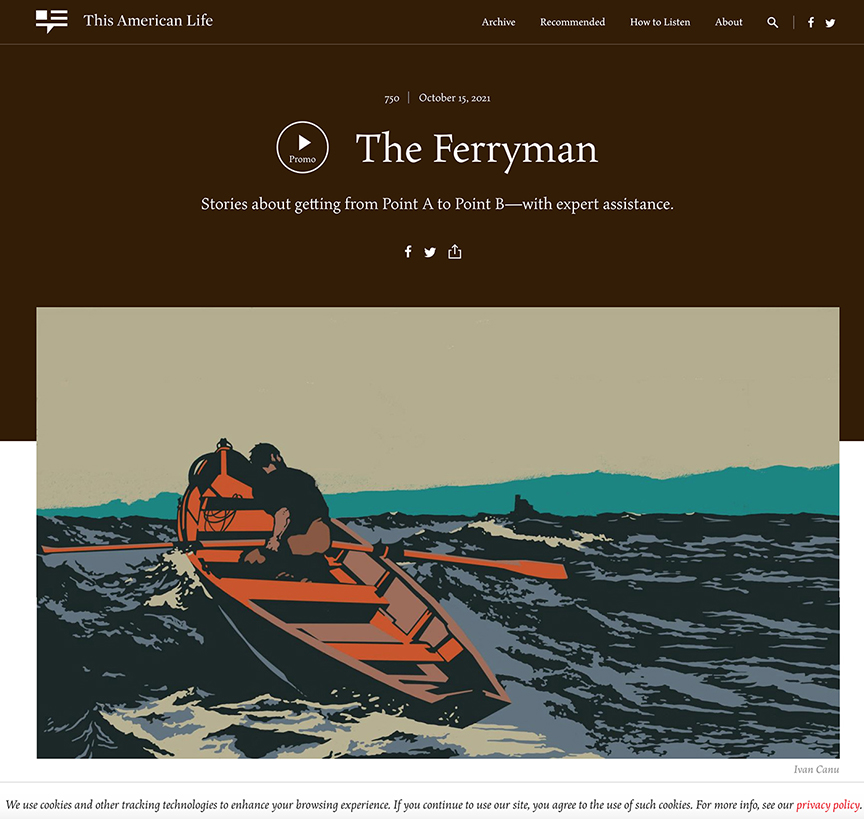 The Ferryman – This American Life